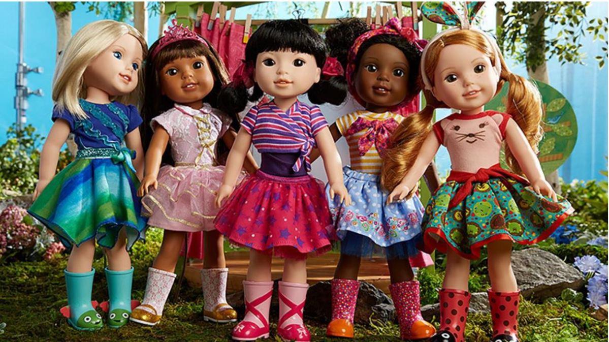 Leaked Wellie Wishers Dolls