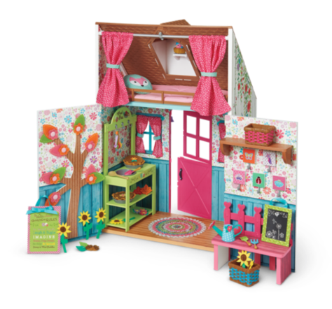 Mini American Girl Doll Furniture