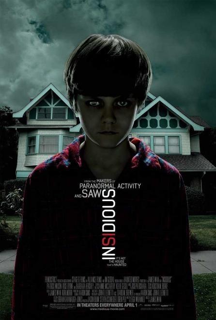 [Critique] Insidious (2011)