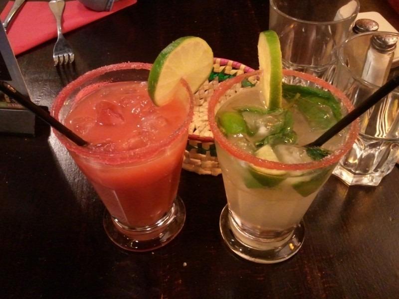 Cocktails El Rancho