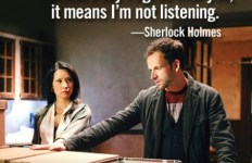 Awesome Sherlock Holmes is awesome...