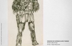 Props_Chewbacca concept_FRAN4
