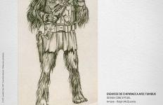 Props_Chewbacca concept_FRAN4