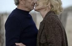 Patrick Chesnais et Fanny Ardant dans Les Beaux jours