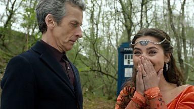 doctor who robot of sherwood season 8