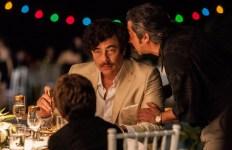 Le Pablo Escobar de Benicio Del Toro est utilisé trop superficiellement. (Crédit : Pathé Films)