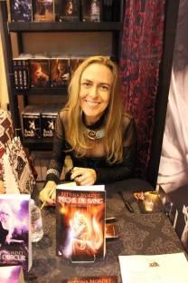 Bettina Nordet, auteure de Péché de sang