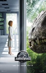 JW - Affiche Claire & D Rex