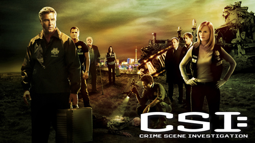 Quality: 2nd Generation. Programme  Name: CSI: Crime Scene Investigation To find out more about this programme: please see the Programme Information or Schedules folder. For further information: please contact the Living  Press Office on 020 7299 5365 or 020 7299 5079.