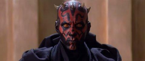 Le terrifiant diable Sith : Darth Maul
