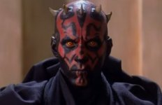 Le terrifiant diable Sith : Darth Maul