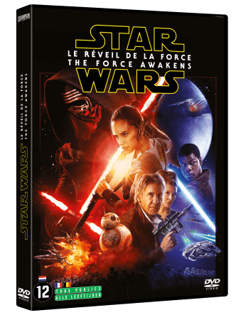 DVD STAR WARS LE REVEIL DE LA FORCE
