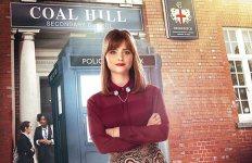 L'école, où officiait Clara Oswald, qu'on ne verra pas dans ce spin-off @BBC