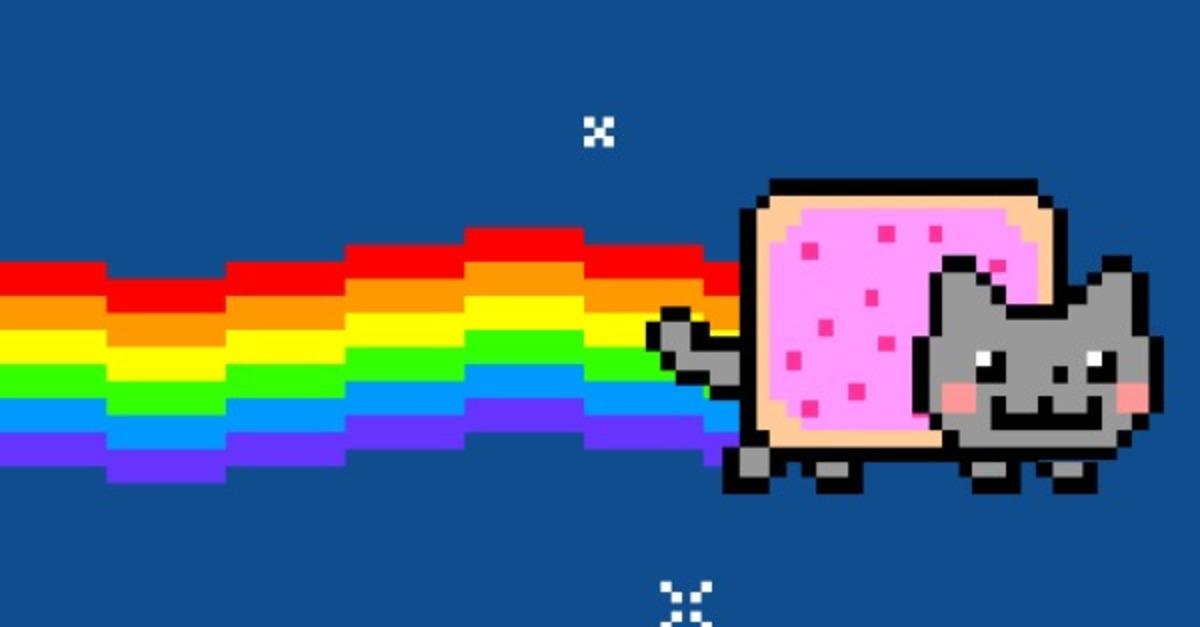 Le Nyan Cat fête ses cinq ans !