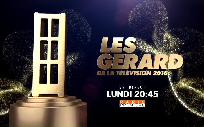 Les Gérard de la télévision 2016 : les nominations