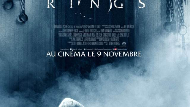 RINGS - AFFICHE OFF