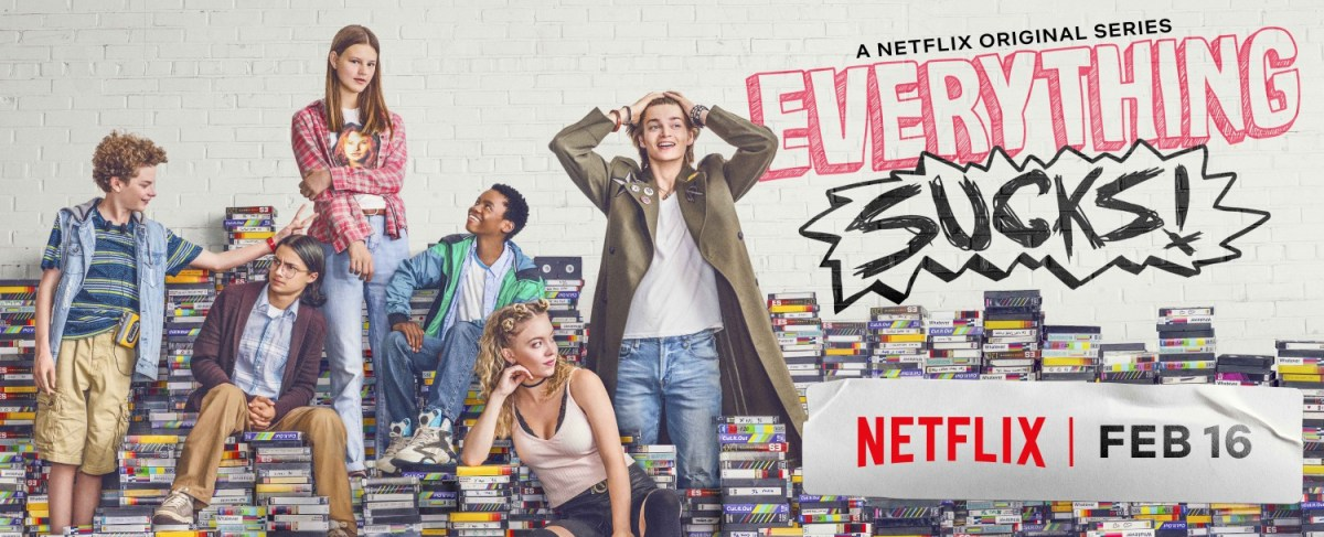 Everything Sucks saison 1 : oubliable nostalgie