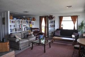 Penn Cove Airbnb Living Room