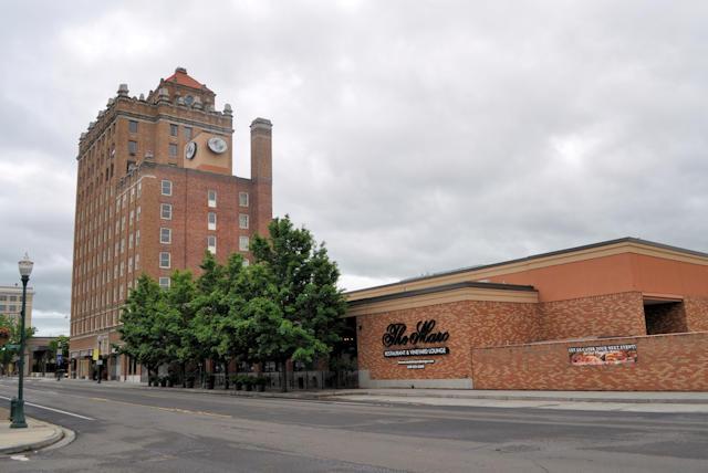 The Marcus Whitman Hotel