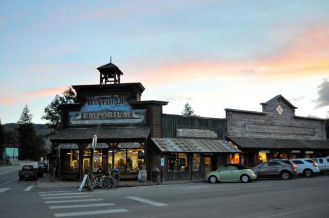 Getaway to the Old West in Winthrop