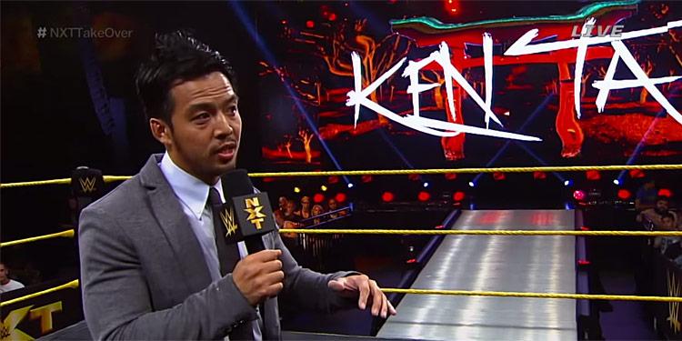 Hideo Itami tottelee myös nimeä KENTA.