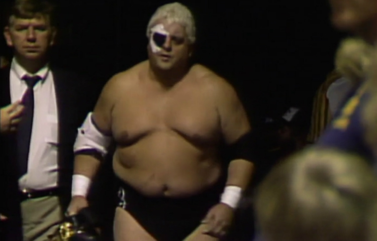 Dusty Rhodes WCW Clash of Champions IV 1988