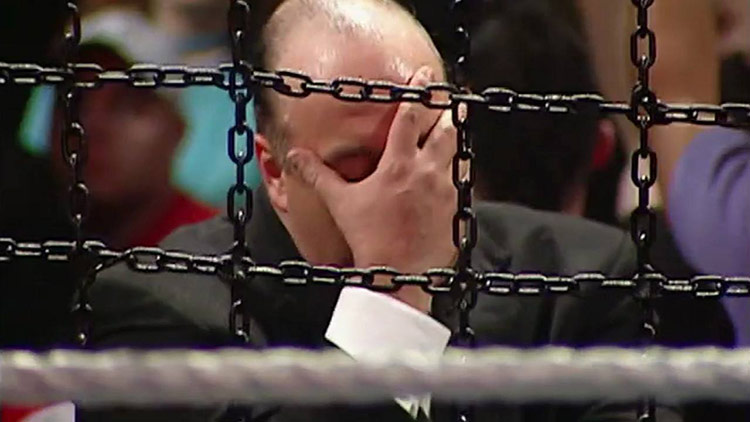 Paul Heyman, ECW December to Dismember 3.12.2006