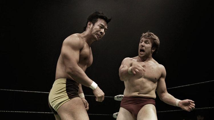 KENTA ja Bryan Danielson, Pro Wrestling NOAH.