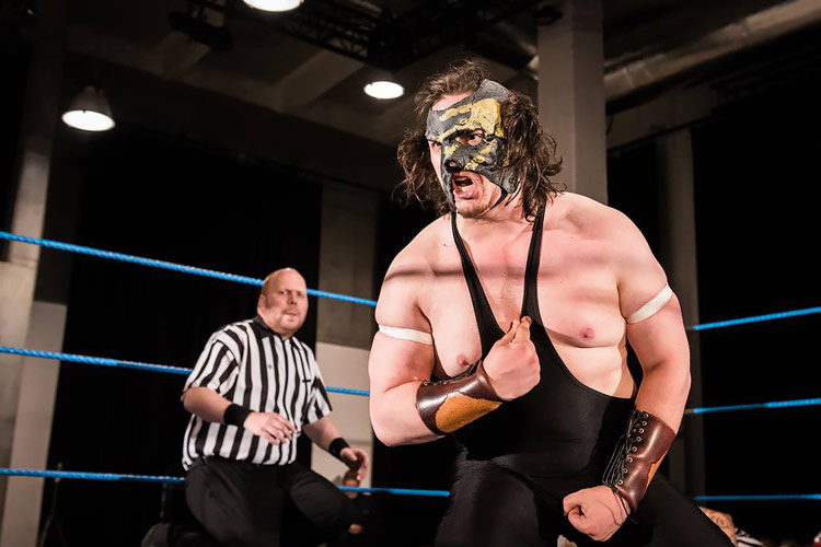 King Kong Karhula, Porvoo Wrestling Show.
