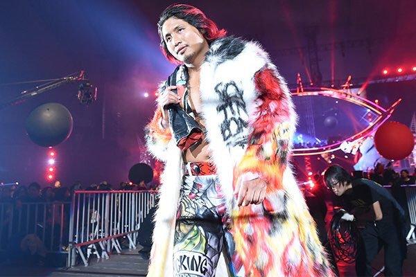 (Kuva: NJPW Twitter)