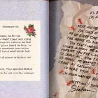 Sheldon and Mrs. Levine: An Excruciating Correspondence