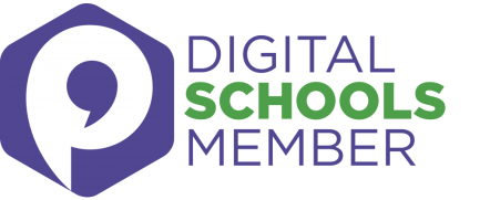 DIGITAL SCHOOL logo CMYK