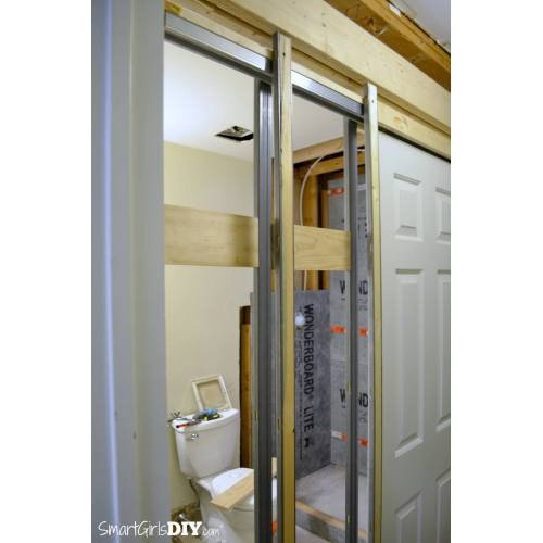 Medium Crop Of Pocket Door Frame