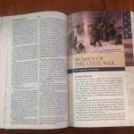 The American's Woman's bible a great tool for daughters to learn American history and biblical concepts.