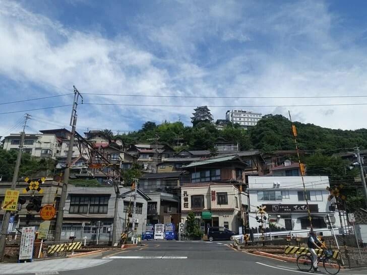 千光寺山の写真