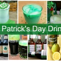 St Patrick's Day Drinks