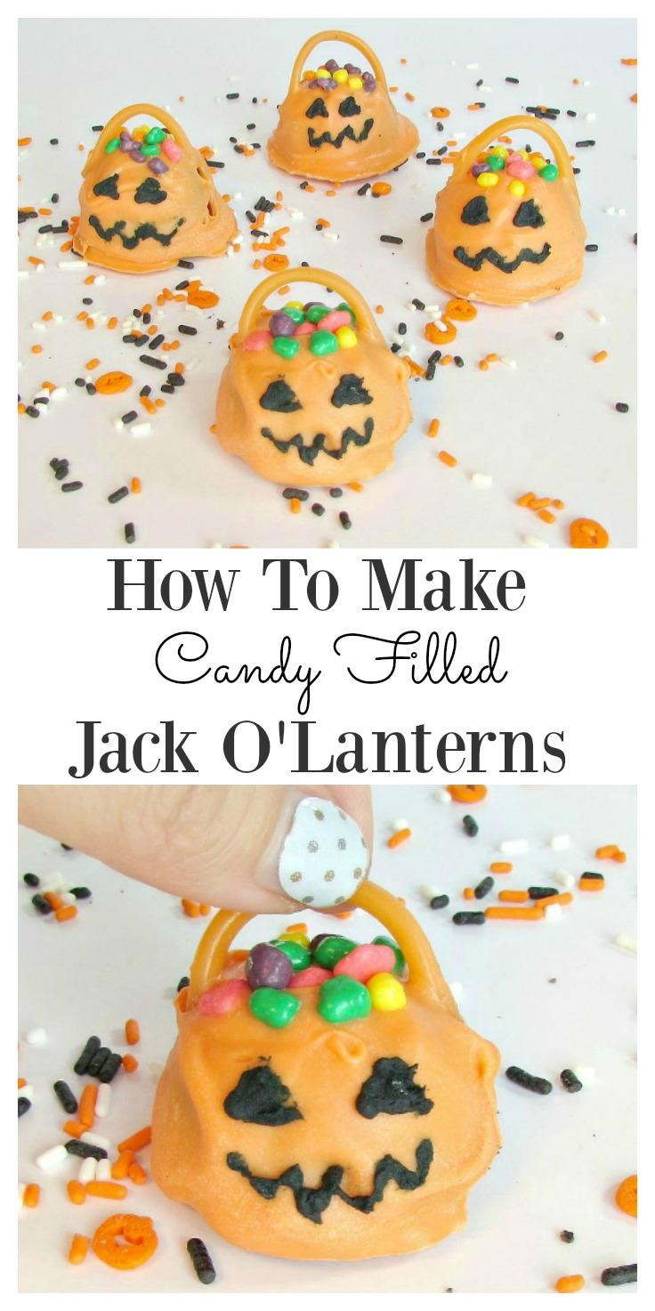How To Make Jack O'Lanterns