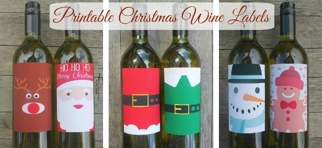 christmas-wine-labels