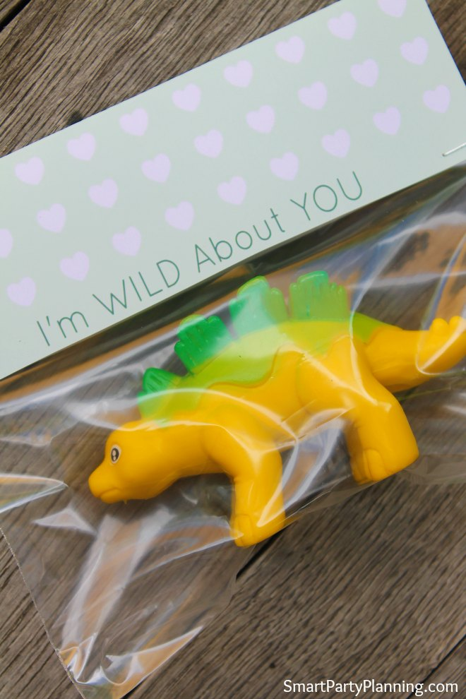 Im wild about you printable topper