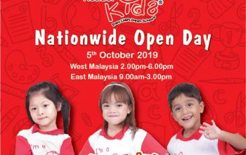 National Open Day 5 Oct