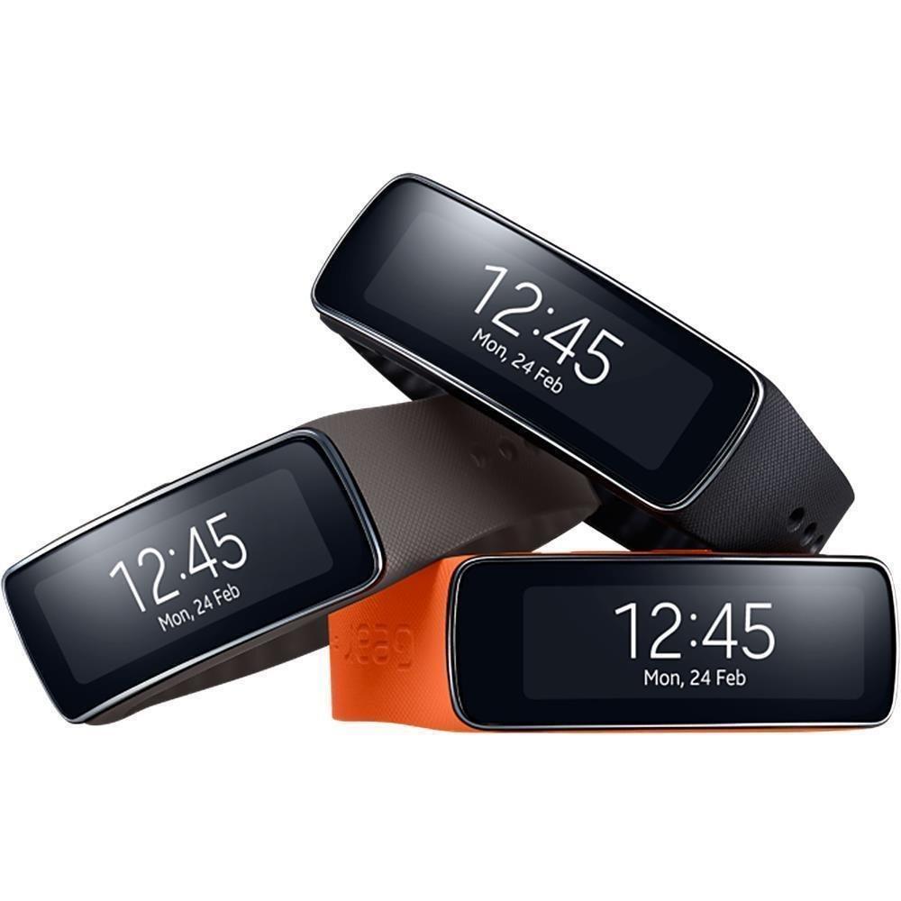 Samsung Gear Fit Smartwatch