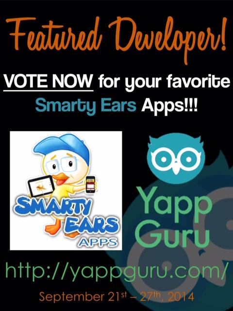 Smarty Ears is featured on Yapp Guru