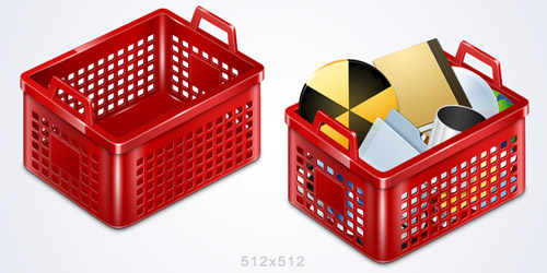 basket icon 35 High Quality Free Ecommerce Icons