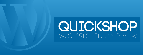 quickshop wordpress