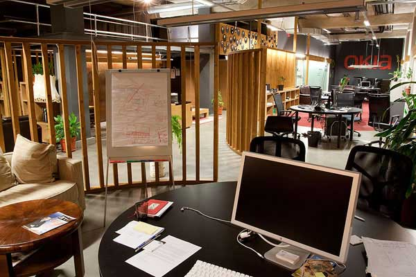 Creative Office Workspaces Designs Inspirations