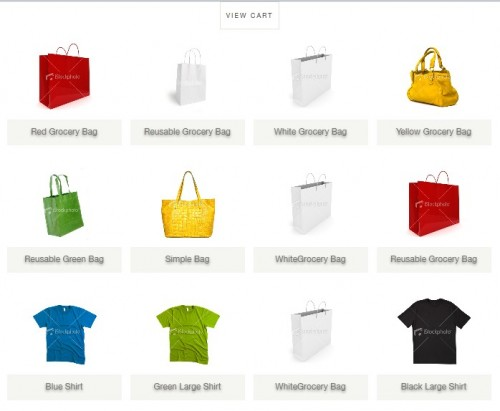jquery shopping cart plugin 12 13 jQuery Shopping Cart Plugin and Tutorial