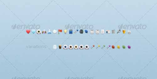 best premium cloud icons set 13 38 Best Premium Cloud and Forecast Icons Set