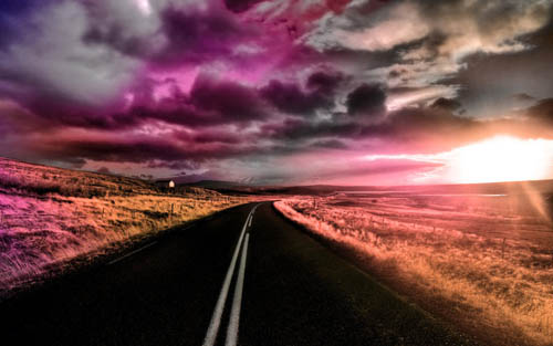 collection of road wallpapers 15 40+ Awesome Collection of Road Wallpapers