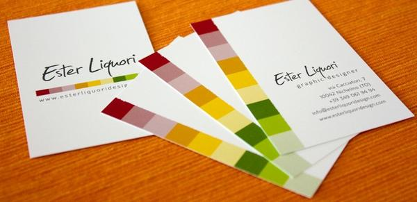 colorful business card inspiration 16 40 Colorful Business Cards Inspiration