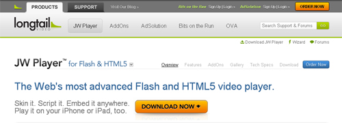 html5 video player 09 15 Best Free HTML5 Video Players